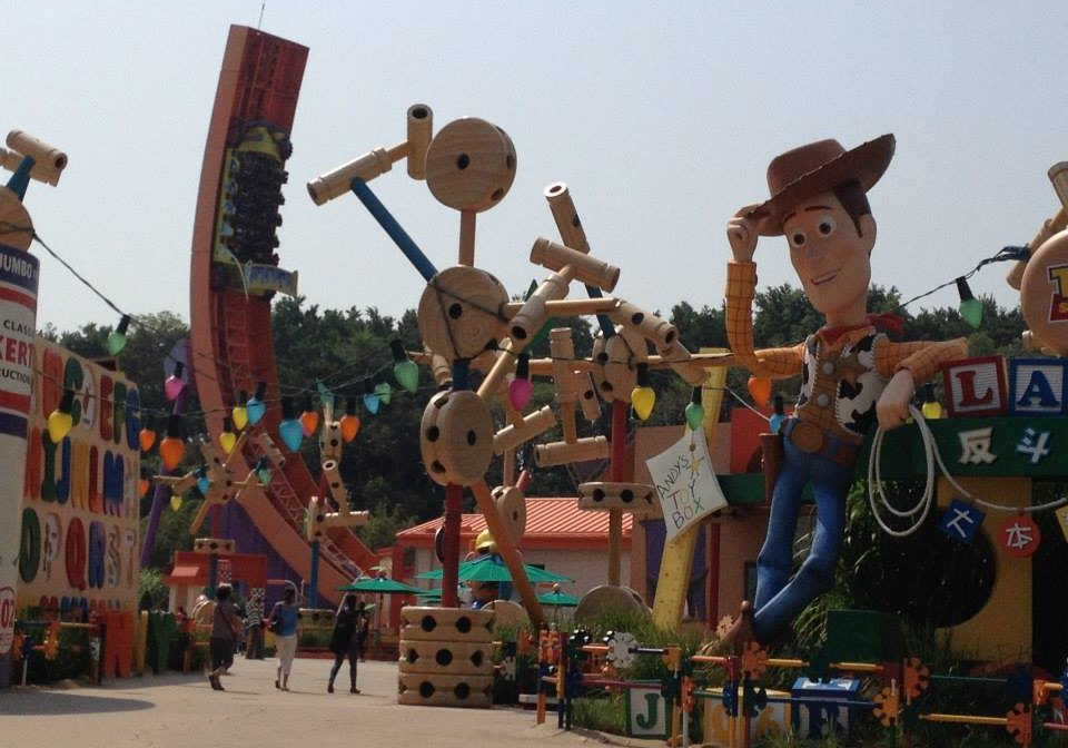 Toy Story Land!